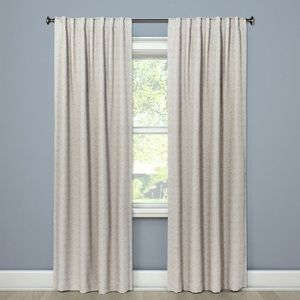 Project 62™ Doral Light Filtering Curtain Panels 2